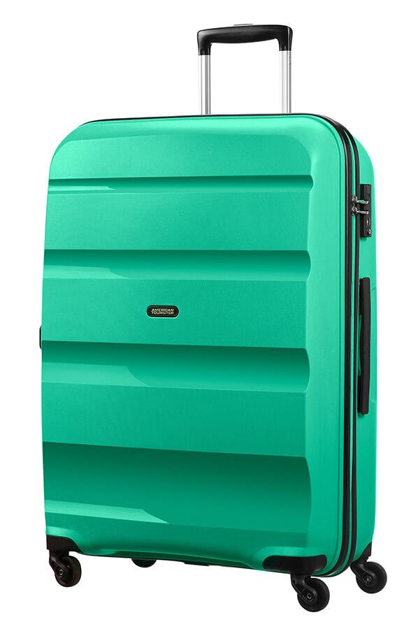81068af257 American Tourister Bon Air Spinner (4 wheels) 75cm Emerald Green ...