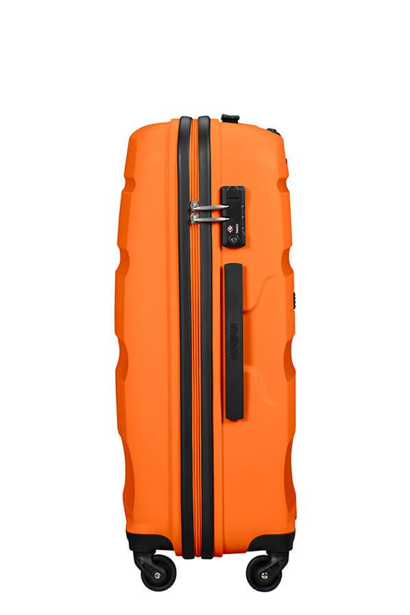 204aea9f1 American Tourister Bon Air Koffert med 4 hjul 66cm Tangerine Orange