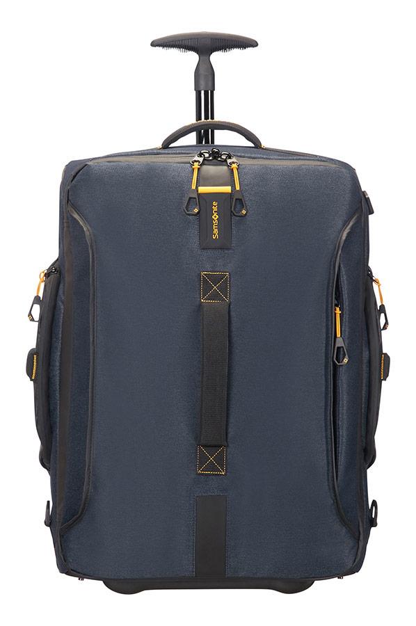 3c1a95311 Samsonite Paradiver Light Bolsa de viaje con ruedas 55cm Jeans blue ...